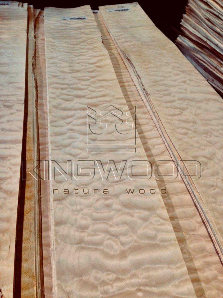 Шпон Клен Раковина — особенности и плюсы древесины