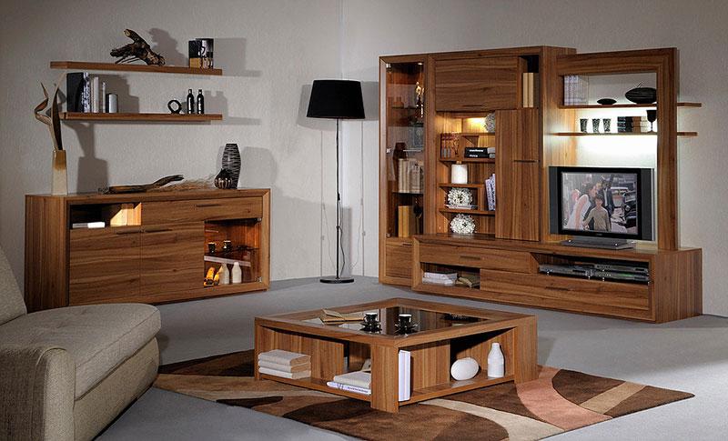Уход за мебелью из натурального шпона: правила и рекомендации