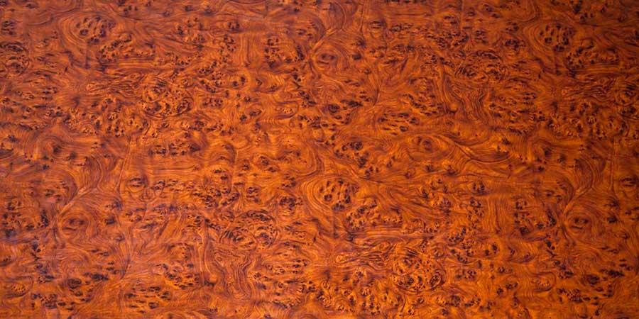 Обзор экзотической древесины Амбойна